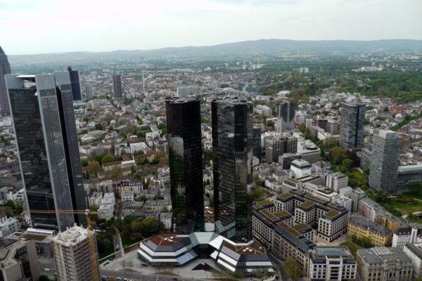 マインタワーよりの眺め