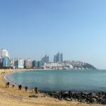 韓国 海雲台