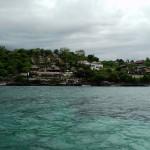 レンボンガン島に1泊(ココナッツ・ビーチ・リゾート)