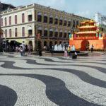 香港の旅 (2) マカオ世界遺産を歩く