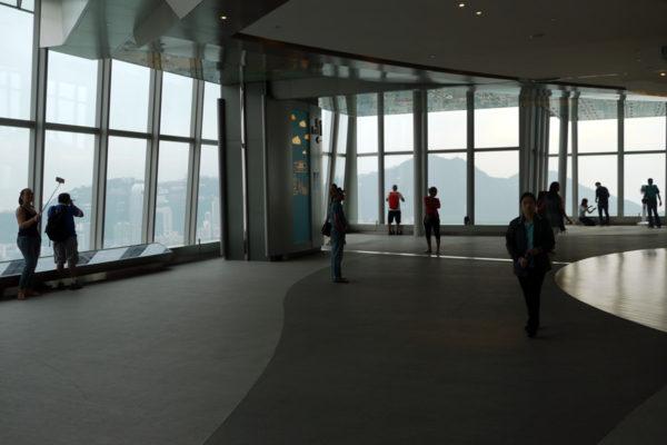 SKY100展望デッキ