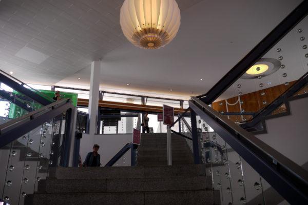 ベルリンテレビ塔2F