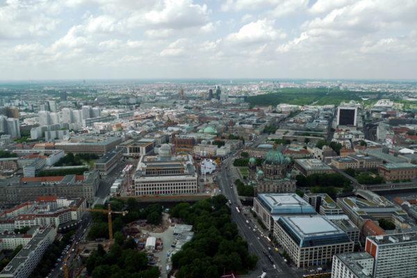 テレビ塔からの眺め 2
