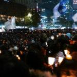 韓国、ソウル大規模デモ:追記(どこで見られるのか)