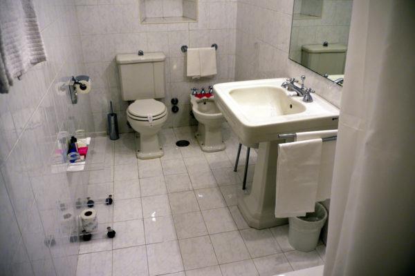 ホテルクィナーレ バスルーム