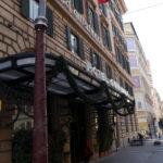 Hotel Quirinale, Rome に泊まった