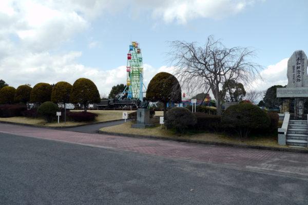 城山公園敷地内