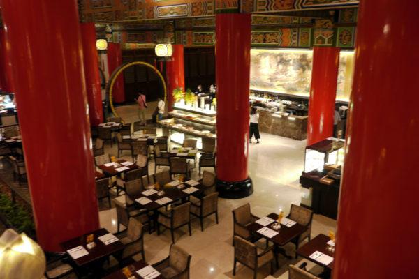 グランドホテル ブュッフェレストラン