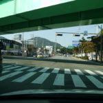 韓国でレンタカー運転 (2)