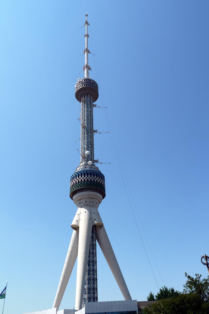 タシケントタワー
